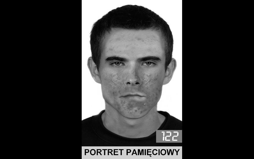 Policja szuka pedofila. Oto jego portret pamięciowy.