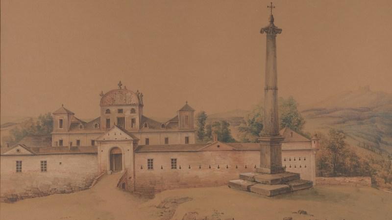 Pałac Czartoryskich – nieznany wizerunek