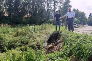 Gmina Kalwaria Zebrzydowska uruchomiła 150 tys. zł na usuwanie skutków powodzi