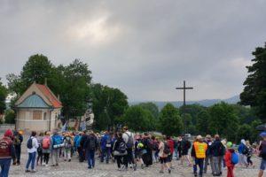 Wyruszyła 222 Piesza Pielgrzymka Kalwaryjsko-Lanckorońska na Jasną Górę