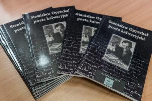 Promocja książki: Stanisław Opyrchał – poeta kalwaryjski