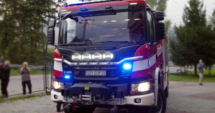 Zakup ciężkiego samochodu ratowniczo-gaśniczego dla Ochotniczej Straży Pożarnej w Przytkowicach