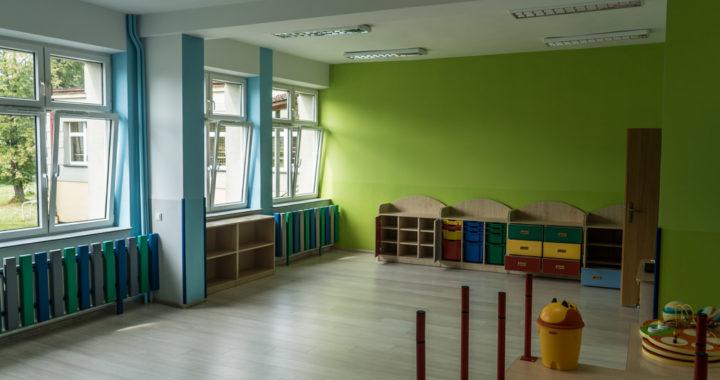 Nowy oddział przedszkolny w Barwałdzie Górnym