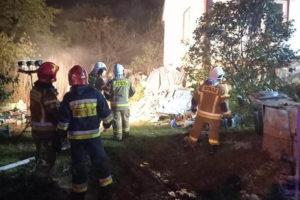 30 tys. zł kosztował pożar w kotłowni na Bugaju