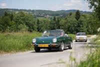 Monte Lanckorona 2018 - II Rajd Turystyczny Pojazdów Zabytkowych - 27 maja 2018 - fot. Lanckorońskie Automobile