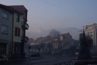 Smog w Kalwarii - - 5 luty 2019 r. godz. ok. 8-10 - fot. Andrzej Famielec IMGP3369