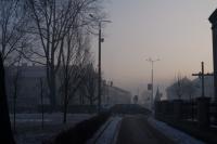 Smog w Kalwarii - - 5 luty 2019 r. godz. ok. 8-10 - fot. Andrzej Famielec IMGP3370