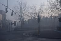 Smog w Kalwarii - - 5 luty 2019 r. godz. ok. 8-10 - fot. Andrzej Famielec IMGP3377