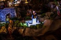 Kalwaryjska Szopka w Bazylice pw. Matki Bożej Anielskiej - Sanktuarium Pasyjno-Maryjne w Kalwarii Zebrzydowskiej - 27 grudnia 2018 r. - fot. Andrzej Famielec IMGP2563